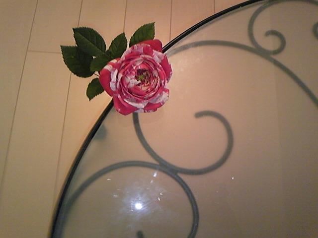 マーブルな薔薇!