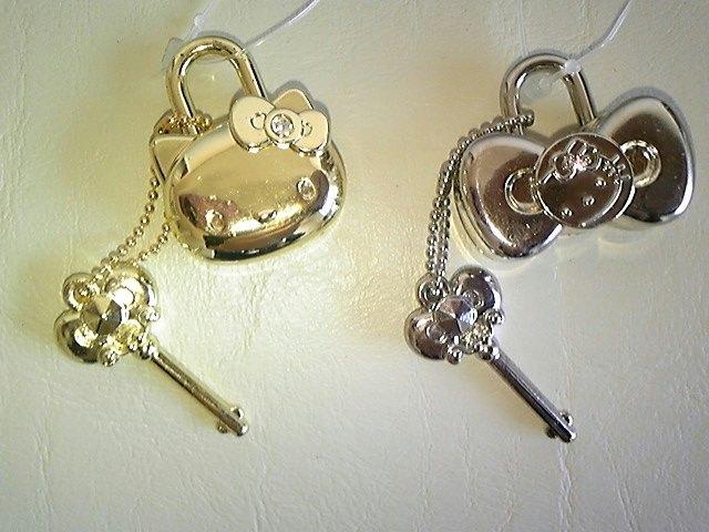 キティの鍵!