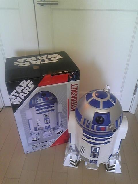 R2-D2<br />  がやって来た!