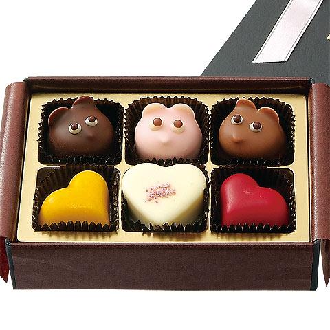 バレンタイン人気可愛いチョコ!