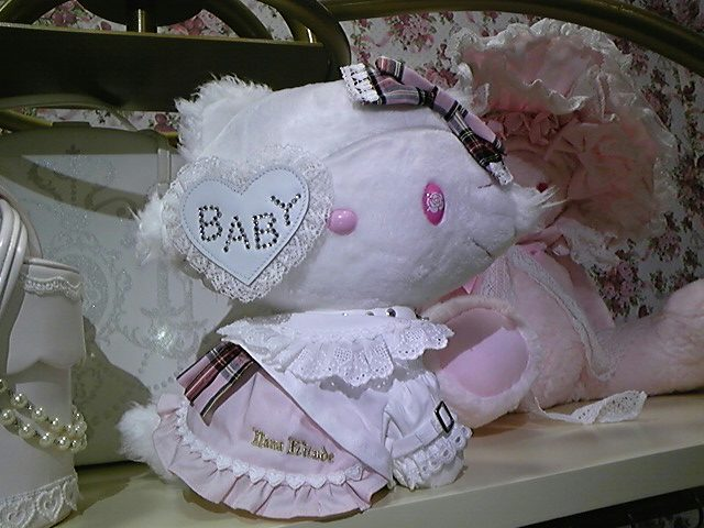 BABYのチャーミー