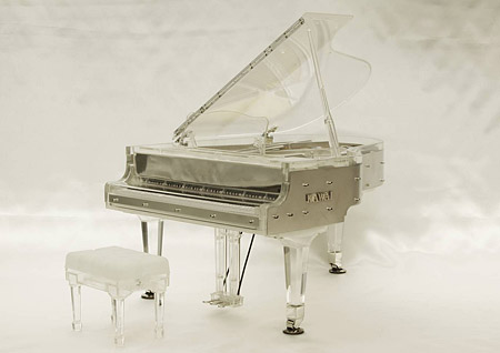 クリスタルグランドピアニスト!