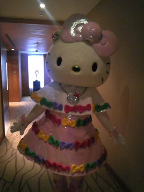 三十五周年ドレスお披露目!
