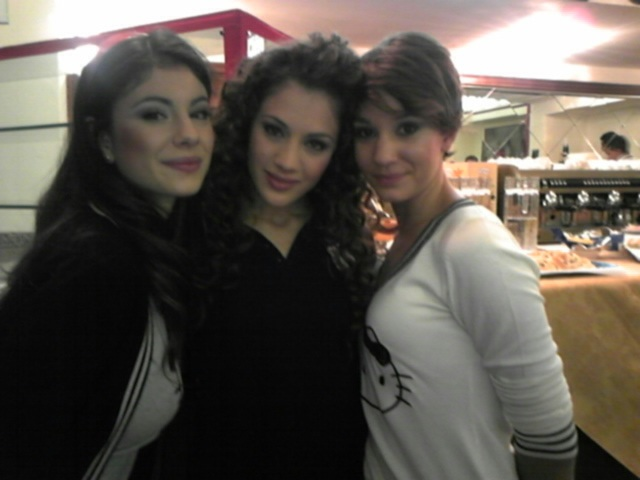 イタリア三人娘!