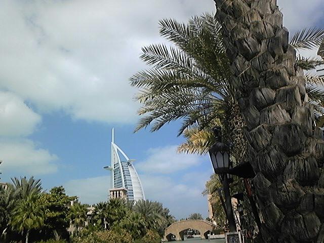 ブルジ・アル・アラブホテル!