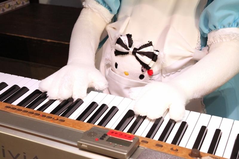 ピアノ猛練習!