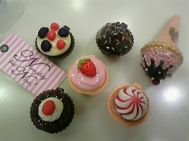 カップケーキゲット!