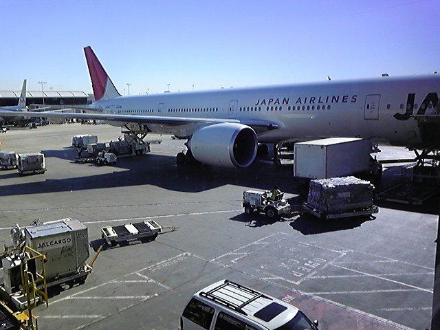 ロサンゼルスを出発!