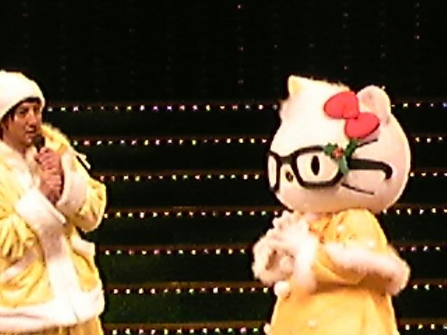 ゆーすけサンタとゆーすけキティ?