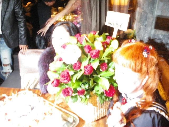 クエスティーナの御花をプレゼント!
