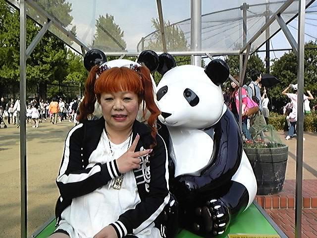 パンダの研究!