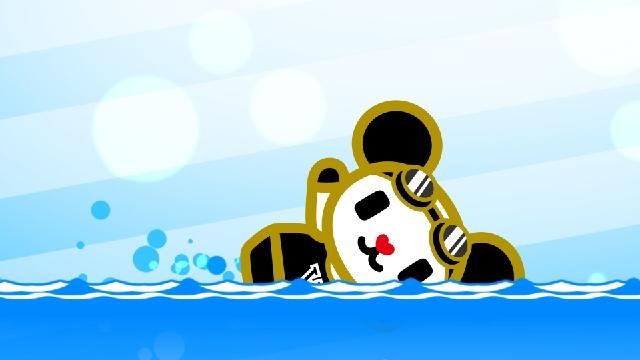 世界水泳!