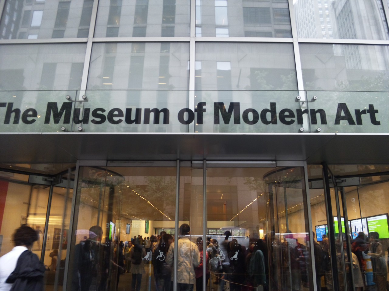 The Museum of Modern Art !
