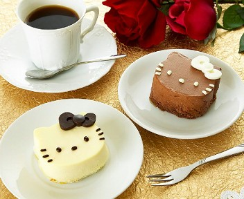 キティミニケーキ!