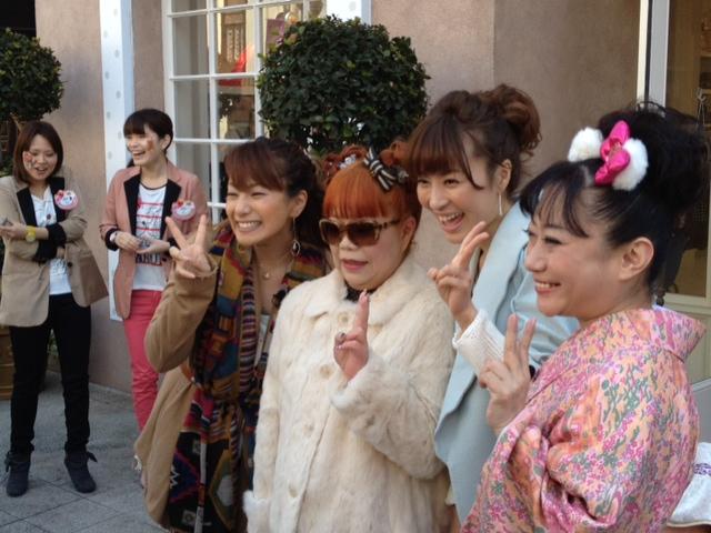 キティファンの女優たち!