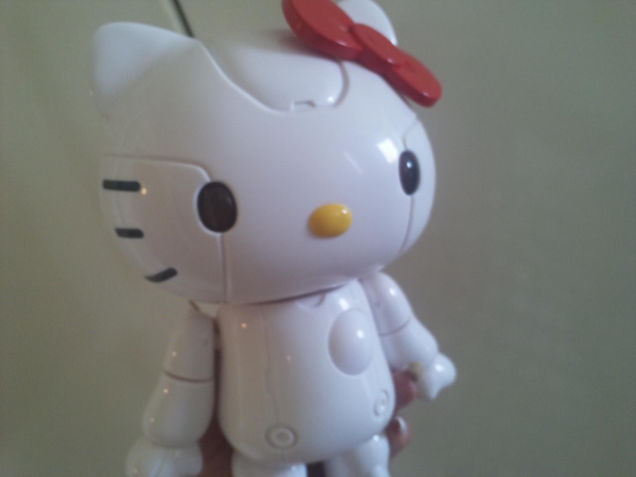 キティロボット製作スタート!