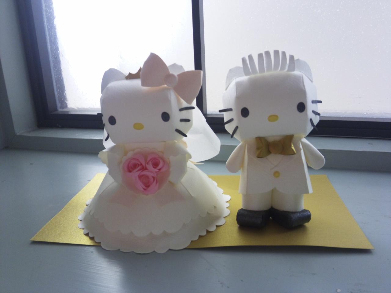 キティ&ダニエル!