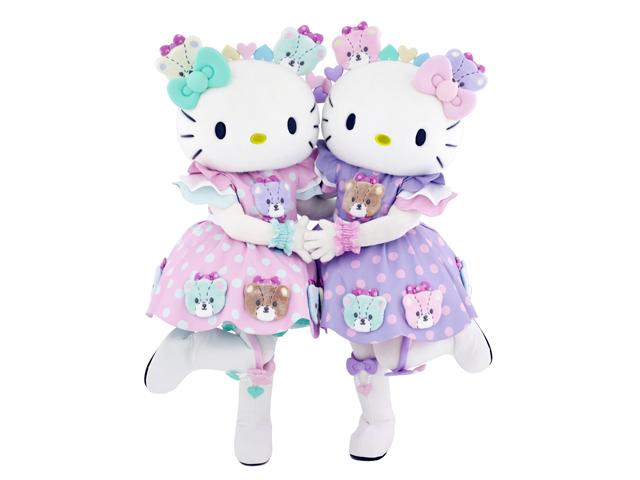 キティミミィニューファッション!