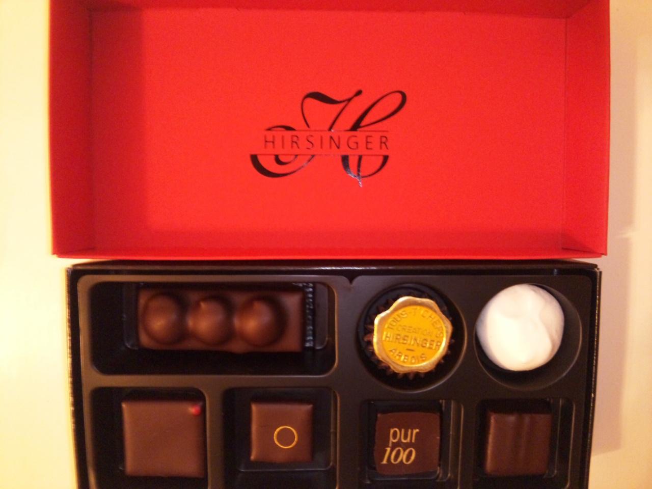 大人のチョコレート!