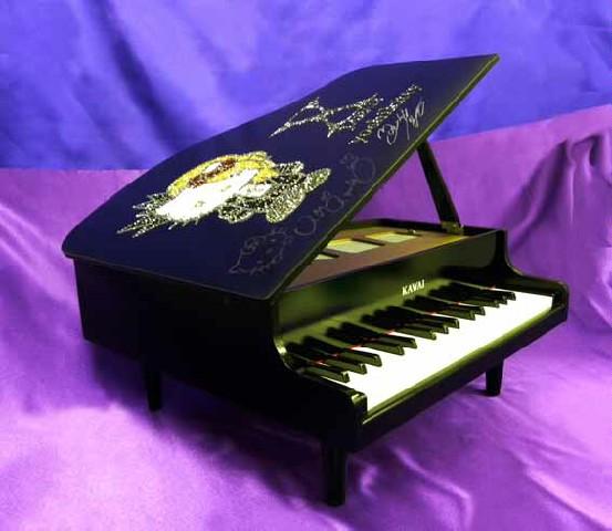 yoshikittyピアノ!