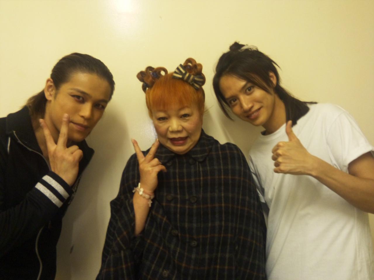 THE SHINSENGUMI!