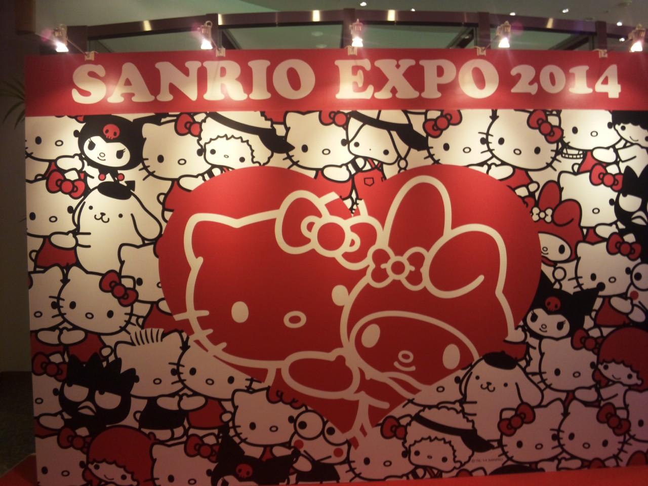 SANRIO EXPO 2014!