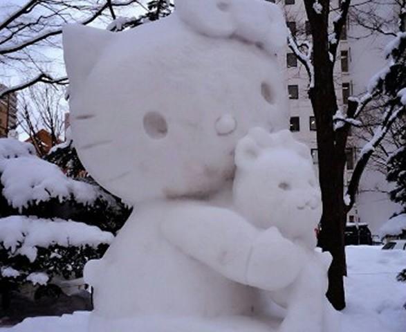 大雪ですね!
