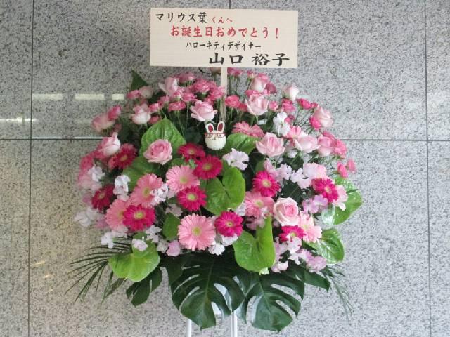マリウス葉くんお誕生日!