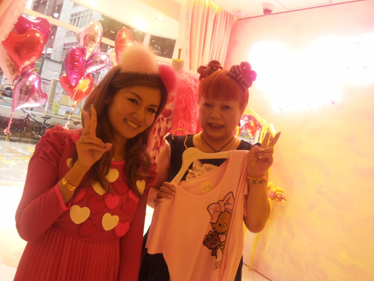 Oui,Ayano Ruban展示会!