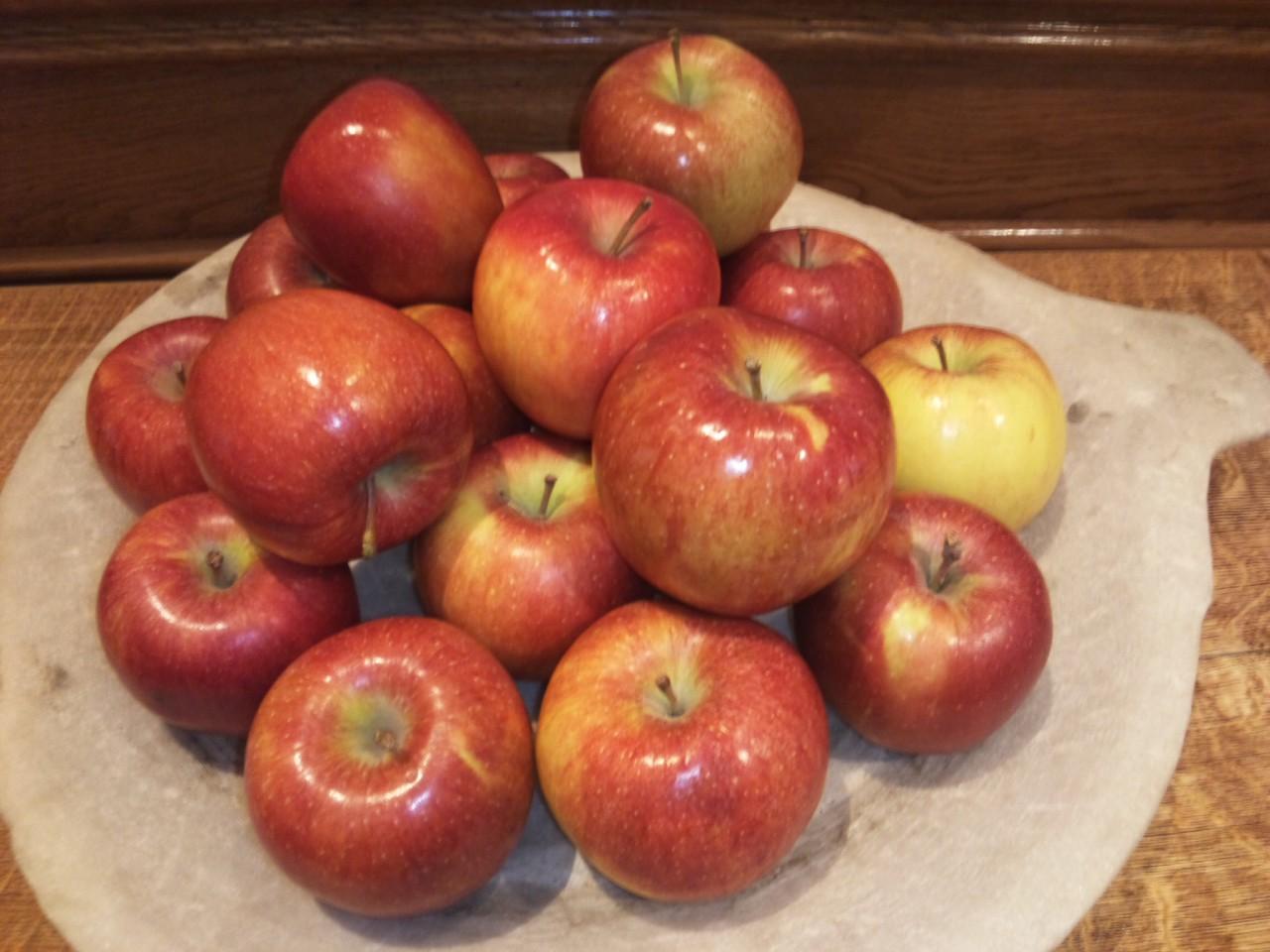 りんごのお話!