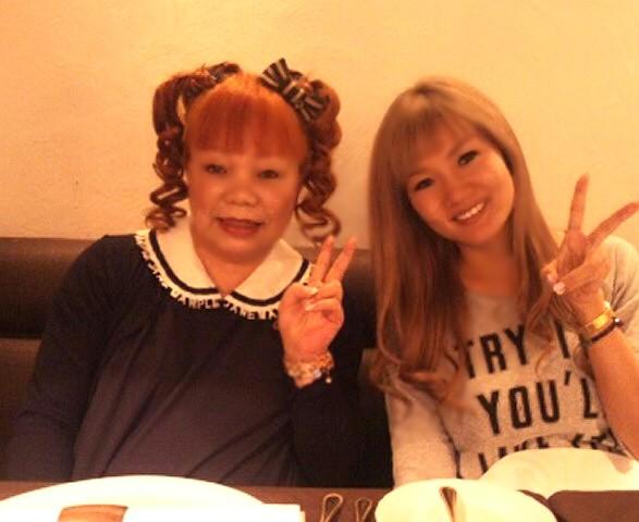 彩野さんとディナー!