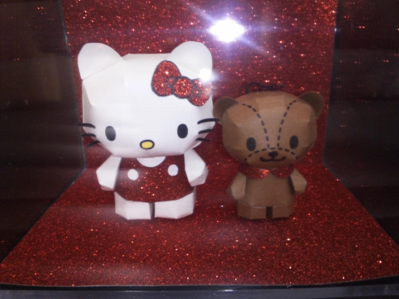 キティ&タイニーチャム!