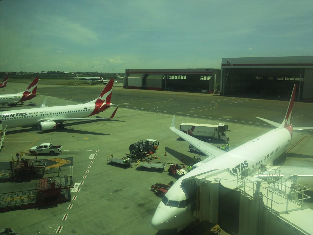 シドニー到着!