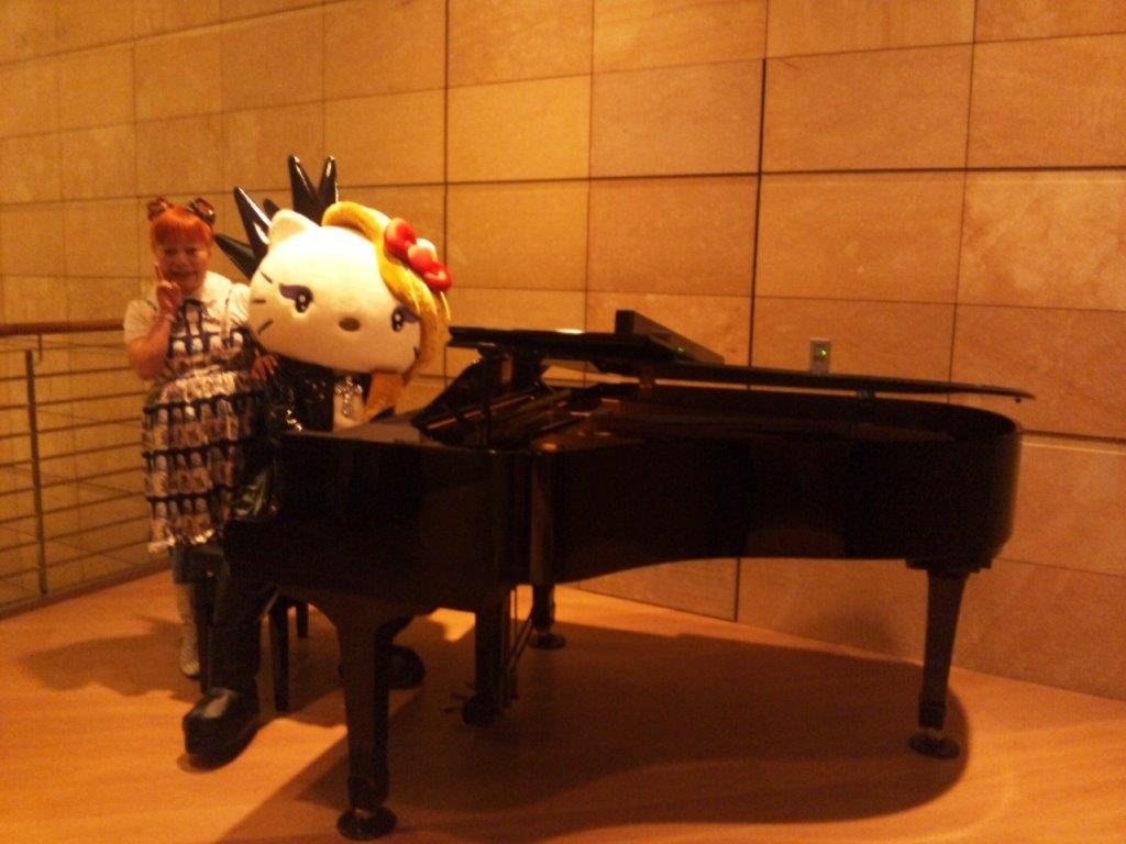 yoshikittyのピアノ!