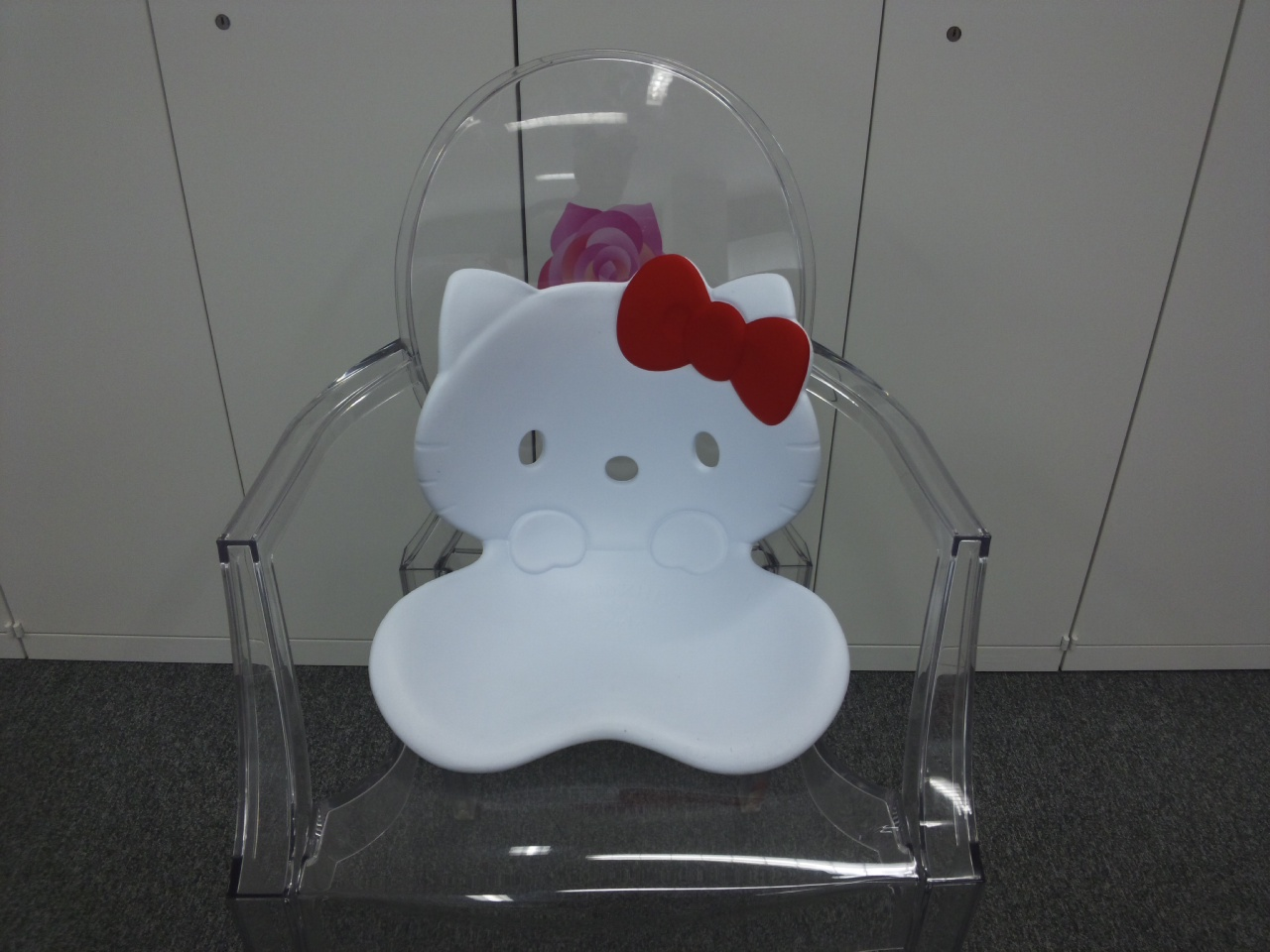 Style Hello Kitty!