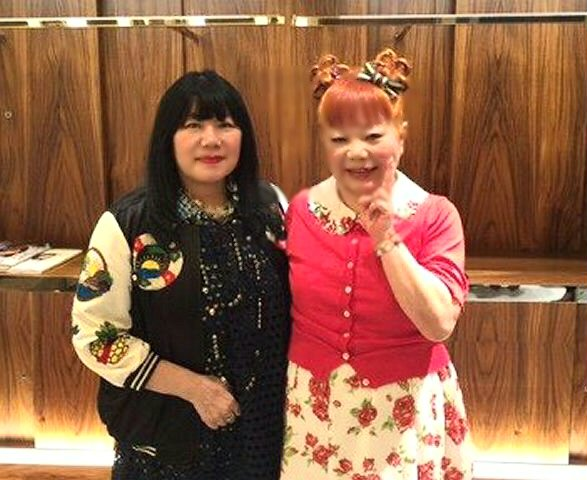 ANNA SUI PARTY!