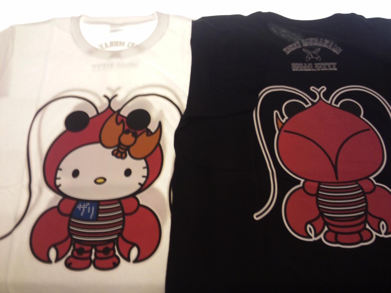 ザリキティTシャツ!