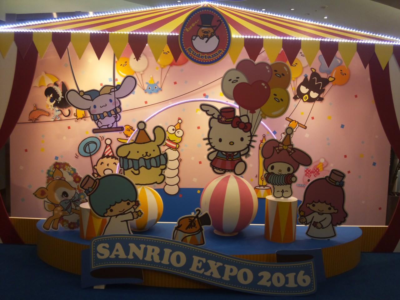 SANRIO EXPO 2016!