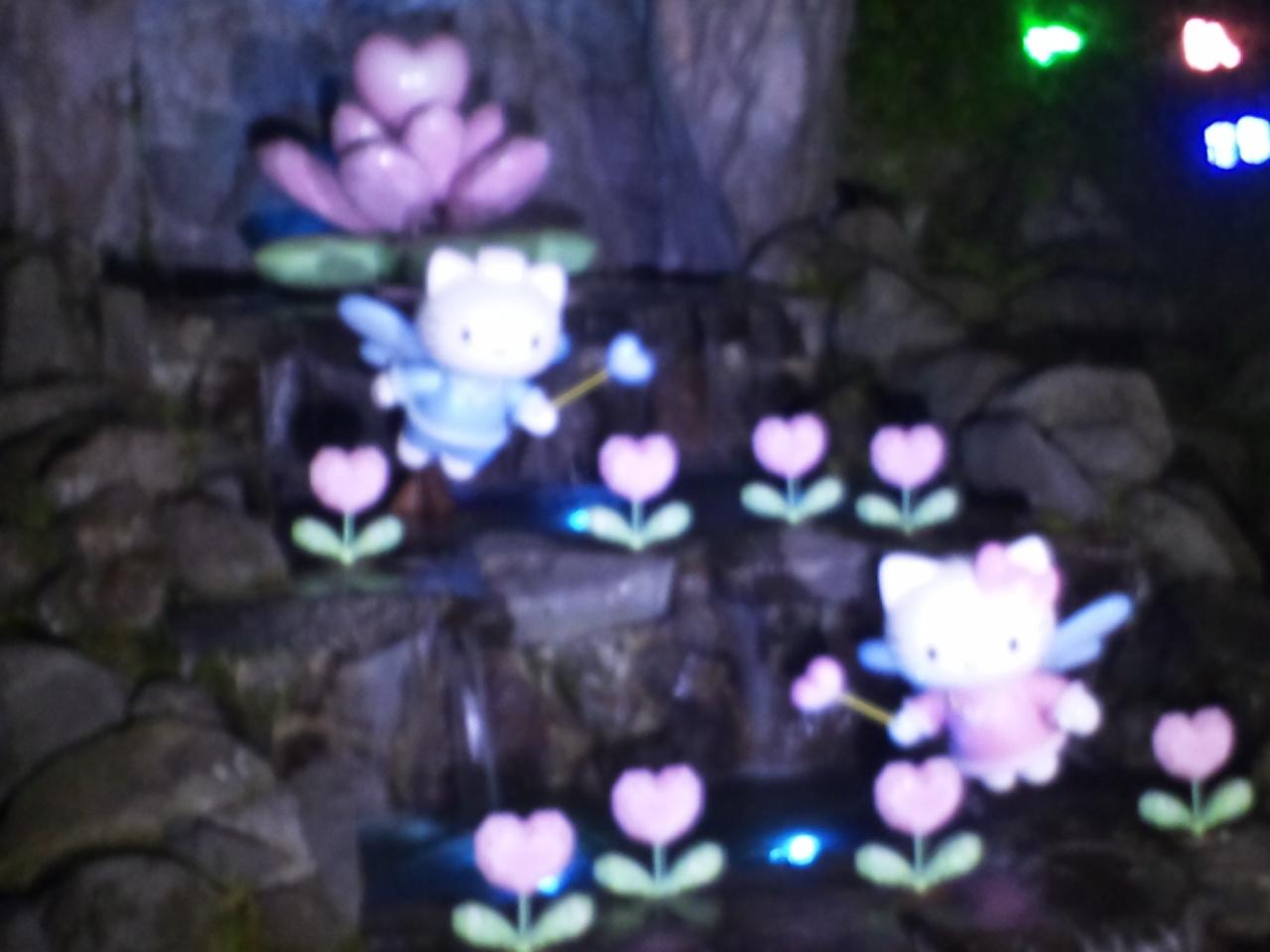 願いの泉!