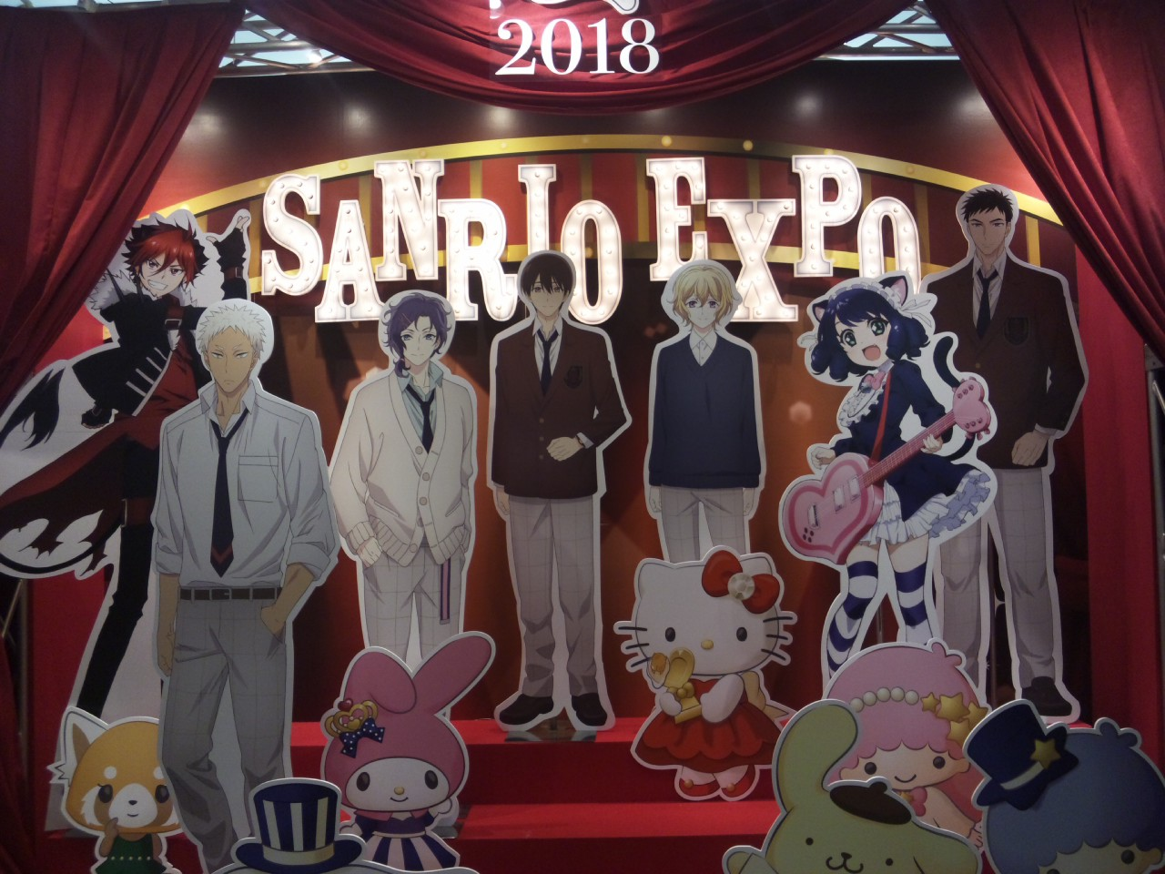 SANRIO EXPO 2018!
